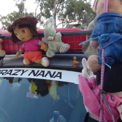 Crazy Nana Rocks